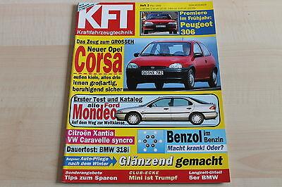 Kft 03/1993 149789 Bmw 5er Reihe E34 Gebrauchtkauftips