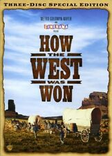 How the West Was Won (DVD, 2008, 2-Disc Set, Special Edition)