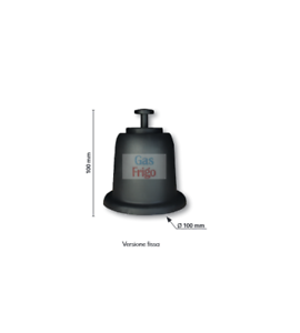 Support-la-Cone-4-Pieces-105-X-90H-mm-pour-Un-esterna-Climatisation