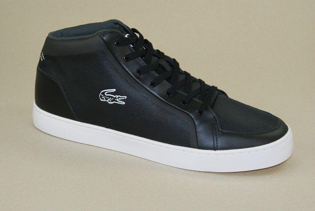 Lacoste Sport Mid Court Chukka Sneakers Schnürschuhe Herren Schuhe