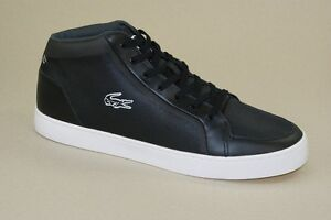 Lacoste-Sport-Mid-Court-Chukka-Sneakers-Schnuerschuhe-Herren-Schuhe