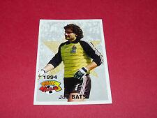FOOTBALL CARD PANINI 1994 JOEL BATS EQUIPE FRANCE SOCHAUX FCSM AJA AUXERRE PSG
