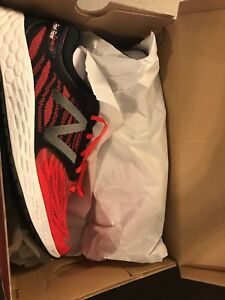 e0ea9084b391e Details about New Balance Men's ZANTV3 Running Shoe Energy Red/Black 13D(M)  US New