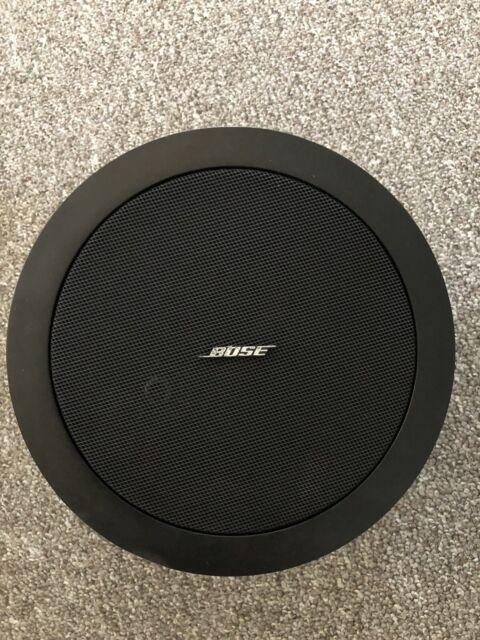 Bose Freespace DS 16f Loudspeaker - Black Ceiling speaker x 1