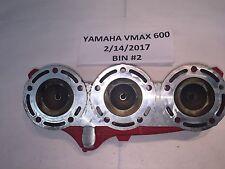 Yamaha Snowmobile Vmax SXR 600 Triple Head Assy 1999+
