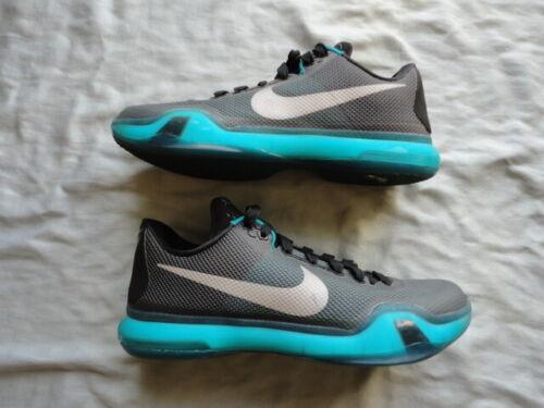 Nike Kobe 10 Radiant Emerald Liberty Shoes Size 8.