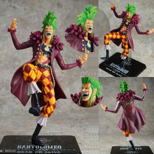 Collections Anime Jouets One Piece Bartolomeo Figure Figurine Statues 16cm