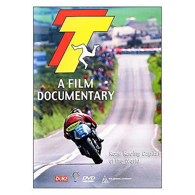 TT - A Film Documentary DVD Brand New Region 4 Aust.