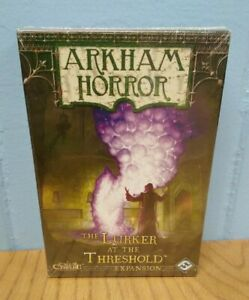 Arkham-Horror-The-Lurker-At-The-Threshold-Expansion-SEALED