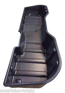 Gm 23183674 underseat storage box 07 16 chevrolet silverado gmc sierra