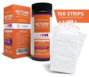 150 Ketone Test Strips