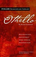 Folger Shakespeare Library: Othello : With Detailed Notes from the World's Leading Shakespeare Studies by William Shakespeare (2004, Paperback)