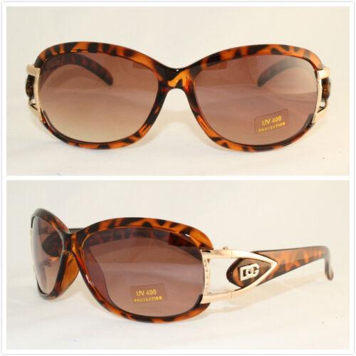New DG Eyewear Women Rectangular Designer Sunglasses Shades Fashion Retro Turtle