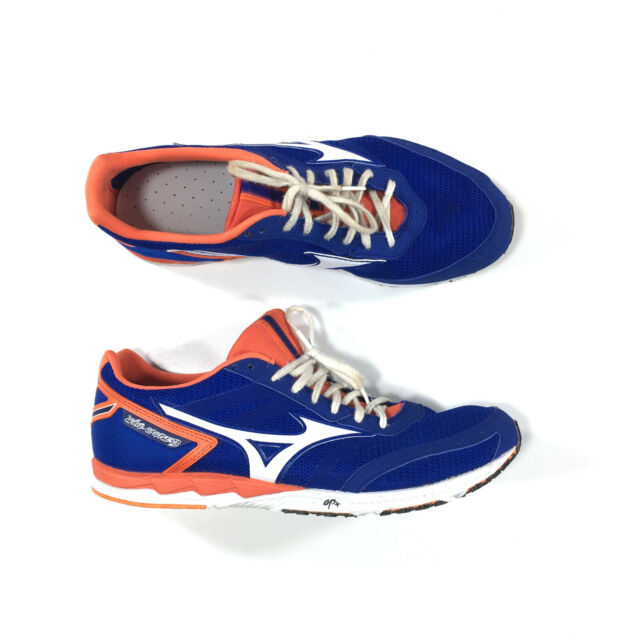 Mizuno Mens Wave Sonic Athlectic Running Shoes Sneakers MZ-J1GC173410