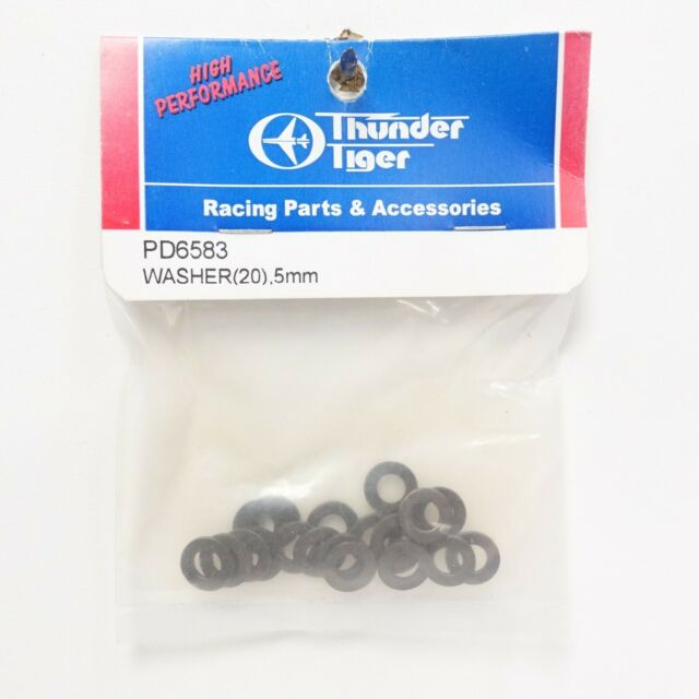 Thunder Tiger RC Car Jackal Parts Washer 5Mm PD33002KS