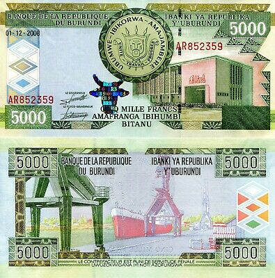 GUINEA 1000 Francs Banknote World Paper Money UNC Currency Pick p48 2015 Bill