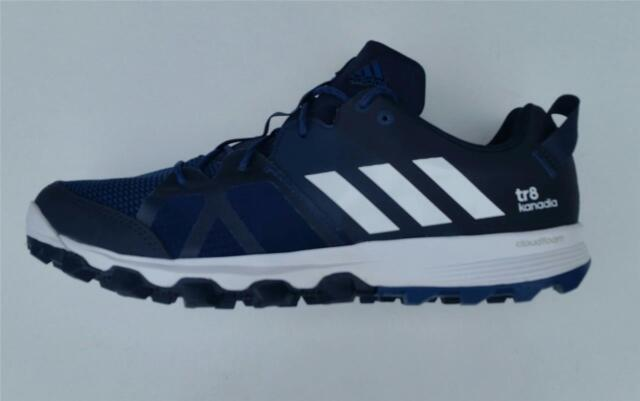 Aw16 Ebay Adidas Navy Shoes Kanadia Mens 9 Trail 8 Uk 5 Running AxqRwdxP7