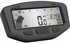 DRZ400 Trail Tech Vapor Tach Tachometer Suzuki Stealth Black 2000-2015