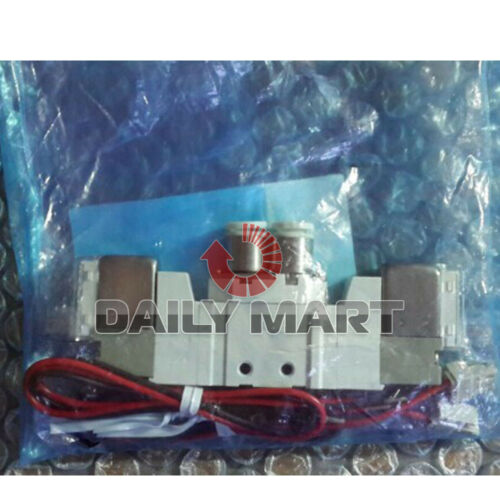 Rubber Seal SMC NEW SY3220-5LZD-C6 PLC SY3000 Solenoid Valve