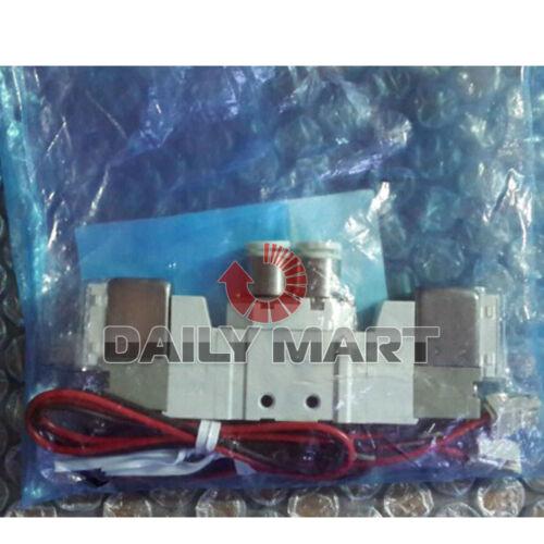 Rubber Seal SMC NEW SY3220-5LZD-C6 PLC SY3000 Solenoid Valve