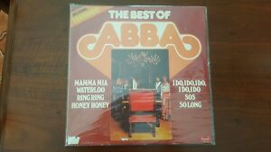 ABBA – The Best Of ABBA Germany LP 2459 301 - Italia - ABBA – The Best Of ABBA Germany LP 2459 301 - Italia