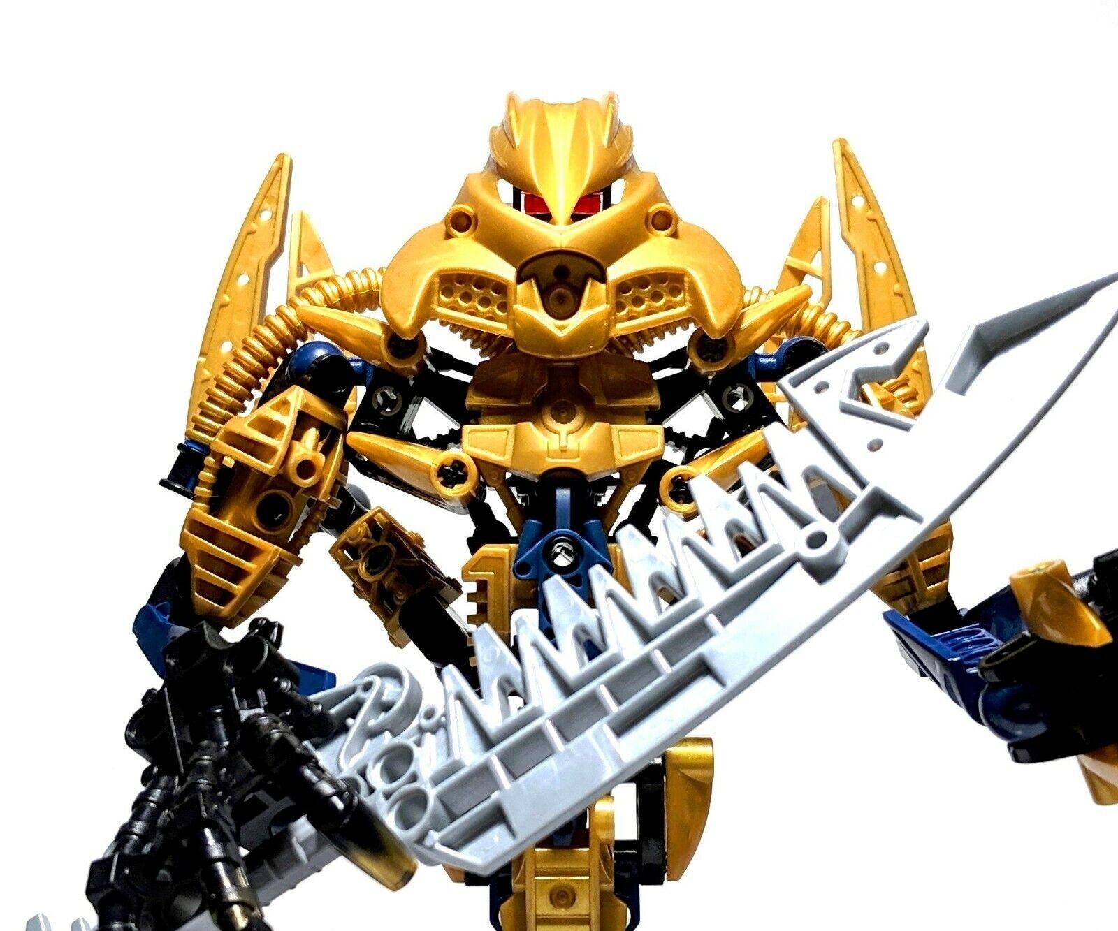 LEGO Bionicle Warriors 8734  Brutaka (complete)