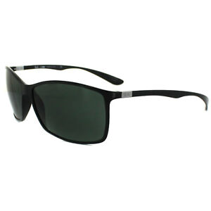 2e432d7235 Image is loading RayBan-Sunglasses-4179-601-71-Black-Green