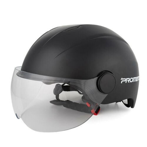 Adult Safety MTB Road Bike Bicycle Helmet With Removable Goggles For Men Women