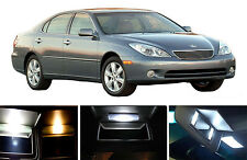 Xenon White Vanity / Sun visor  LED light Bulbs for Lexus ES 300 ES 330 (2 Pcs)