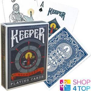 ELLUSIONIST-KEEPER-BLAU-BICYCLE-MAGISCHE-SPIELKARTEN-KARTEN-ZAUBERTRICKS-NEU