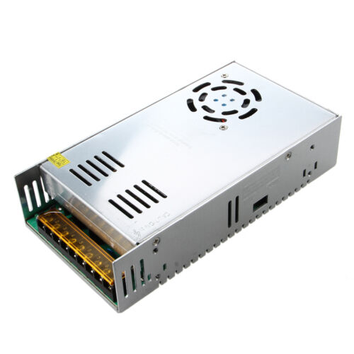 Schaltnetzteil Trafo Netzteil Treiber Driver 400W DC 12V 33A fuer LED Strip J5