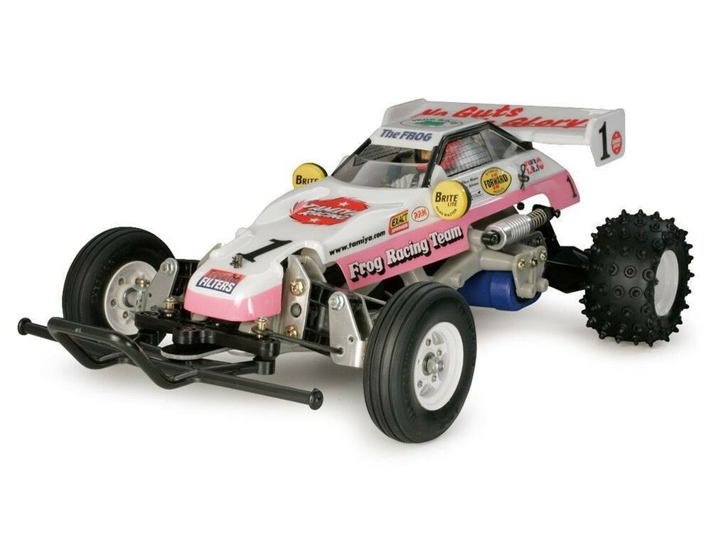 Tamiya 58354 The Mighty FROG 2005 1 10 Assembly Kit Free Shipping from Japan