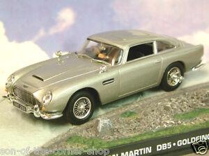 Pressofuso-1-43-James-Bond-007-Aston-Martin-Db5-in-Argento-Goldfinger-Alpi