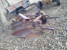 Mccormick International Farmall Ih 2 Point Fast Hitch No 311 Moldboard Plow