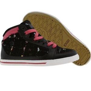 .99 Gravis Womens Lowdown HC Leather (white / black) G8574202Q