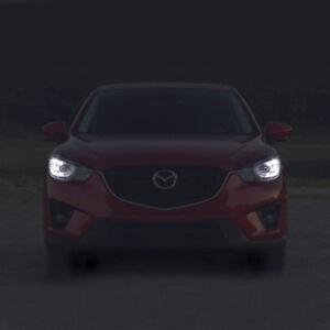 2-ampoules-a-LED-blanc-Veilleuses-Feux-de-position-pour-Mazda-3-3