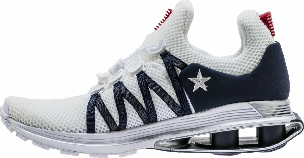 149 NIB Men's Nike Shox Gravity AR1999 104 shoes  Reax Torch Axis USA Cowboys