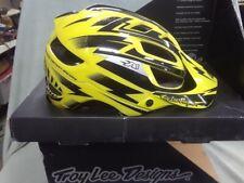 Troy Lee Designs A1 Helmet Visor Screw Upgrade Kit Cyan