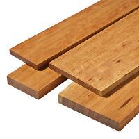 Curly Cherry Lumber 1/2 X 3 X 24