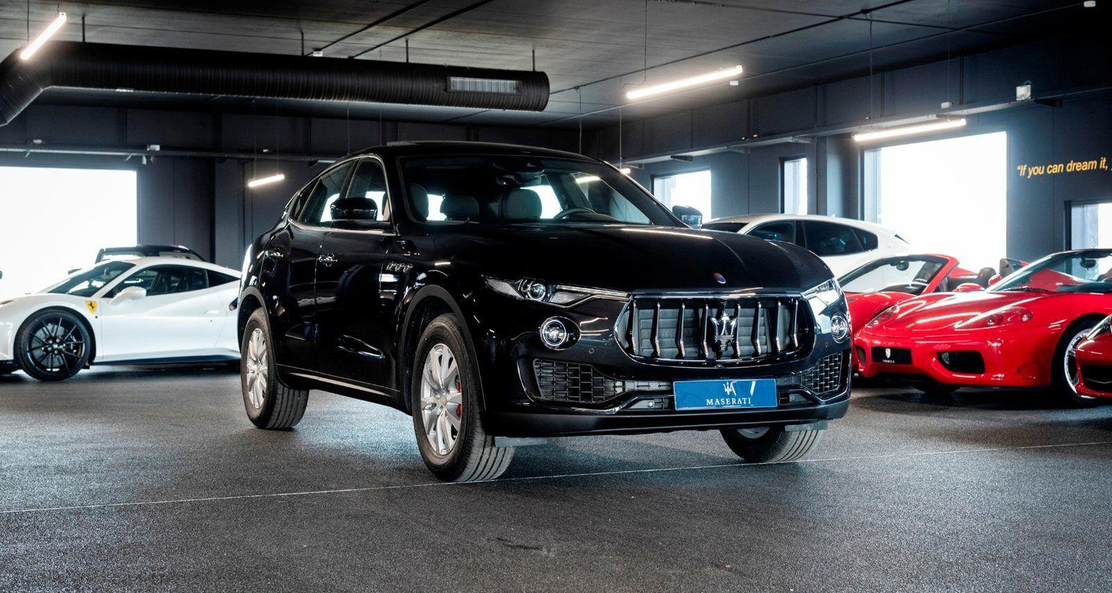 Maserati Levante 3,0 aut. 5d