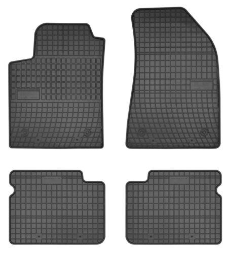 Goma tapices goma esteras tapices fiat bravo ii de TN año de fabricación 2006-2014