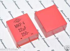 1pcs - WIMA MKP4 22uF (22µF) 250V 5% pich:37.5mm Capacitor