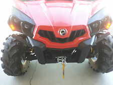 """TS325A CAN-AM COMMANDER 800/1000 LED TURN SIGNAL KIT W/ 8 LIGHTS 3/4"""" & horn"""
