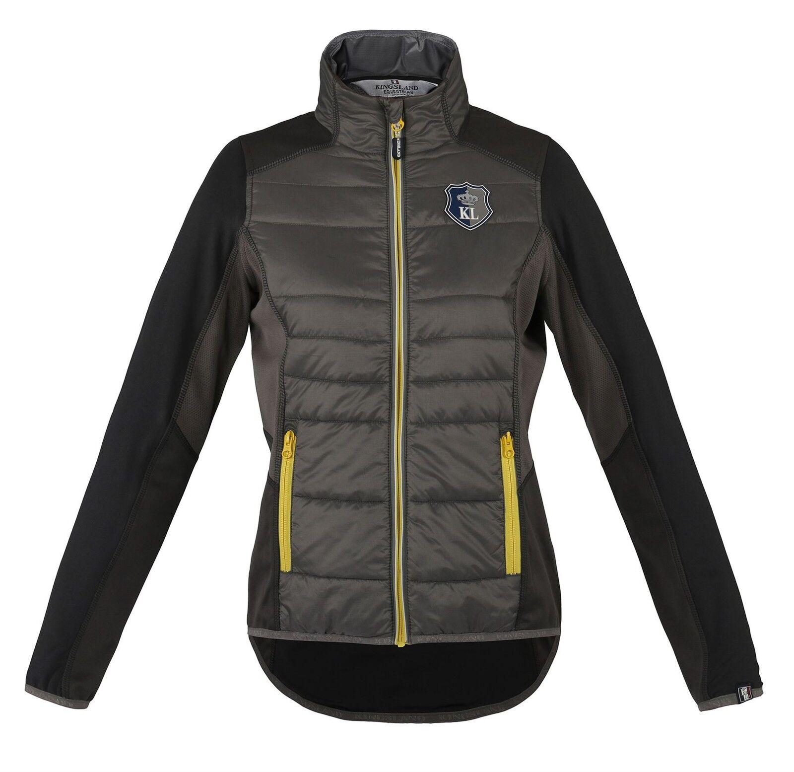 Kingsland Ecuestre Señoras cómodo acolchado Bremen elegante chaqueta de lana