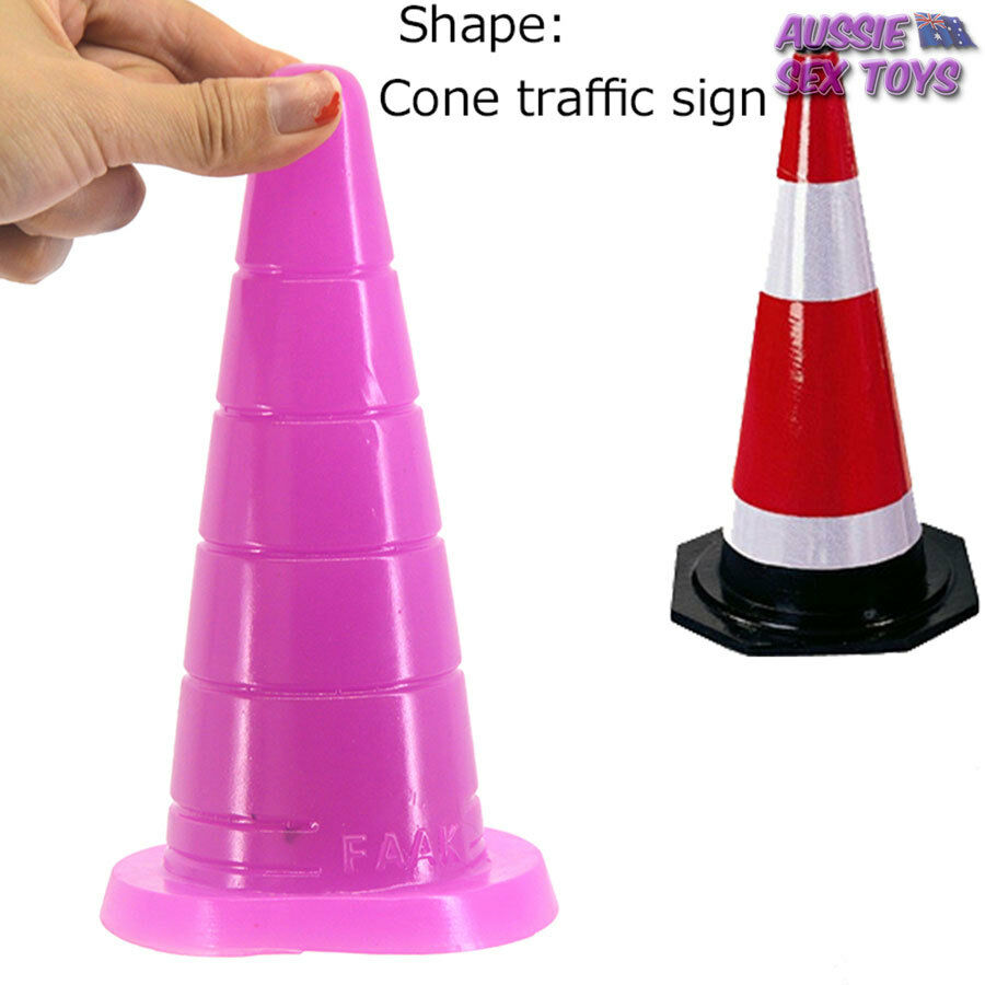 Cone sex toys