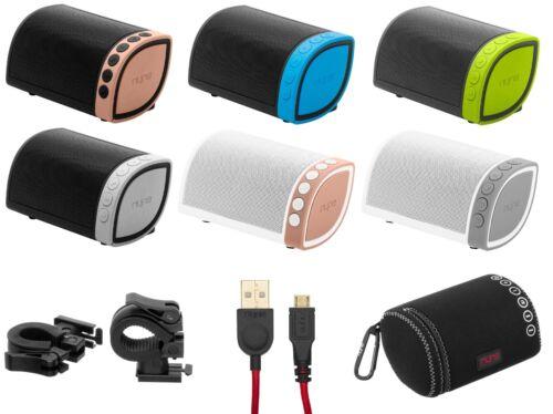 Nyne Cruiser Altavoz Portátil Inalámbrico Bluetooth NFC Micrófono Cargador Usb