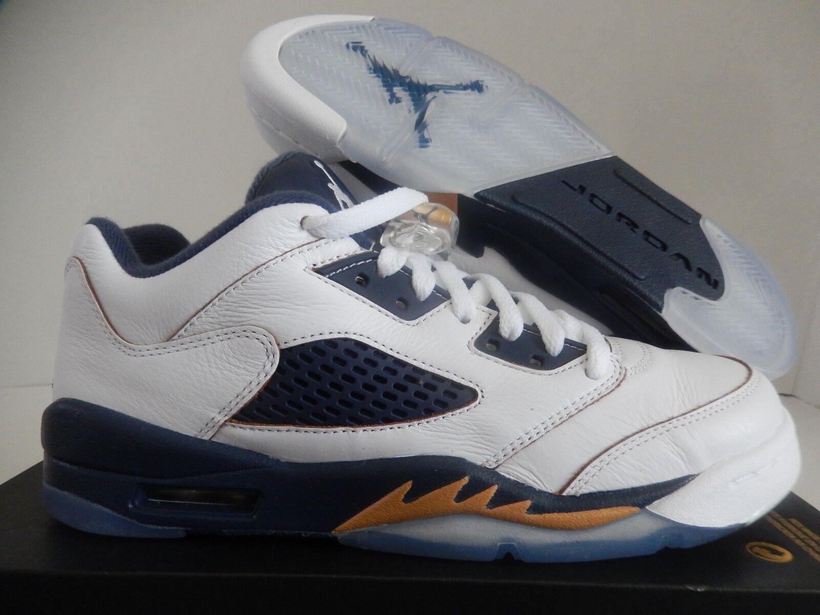 Nike Air Jordan 5 Retro Bajo (GS) (GS) (GS) Dunk desde arriba Talla 7Y-Mujeres Talla 8.5  comprar mejor