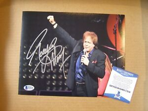 EDDIE-MONEY-SIGNED-8x10-PHOTO-BECKETT-BAS-COA