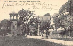 MONT-PÉLERIN (VD) Place de la Gare, Beaumaroche