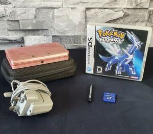 💥Nintendo 3DS Bundle Pokemon Diamond Stylus
